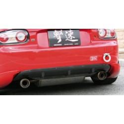 Estrattore posteriore in carbonio - CHR-214746