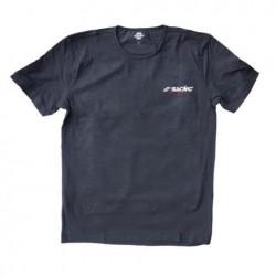 Maglietta da uomo nera - SIM-...