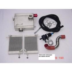Intercooler aria-acqua Subaru Impreza Wrx Sti - BON-IWAWRX