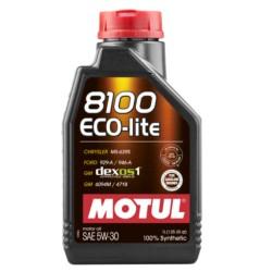 Olio motore 0W20 8100 Eco-lite 1L - MTL-108534