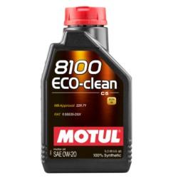 Olio motore 5W30 8100 Eco-lite 1L - MTL-108212