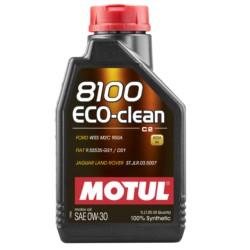 Olio motore 5W40 8100 X-Clean GEN2 1L - MTL-109761