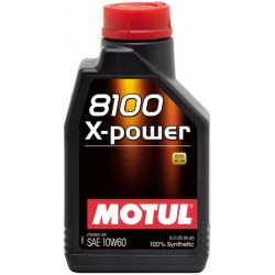 Olio motore 5W40 8100 X-Clean GEN2 1L - MTL-109774