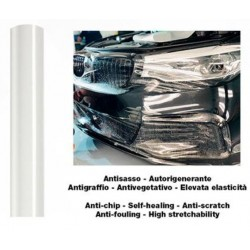 Pellicola trasparente antigraffio 150cm x mt - SIM-PPF/150