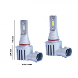 Lampadine H16 iLuz led 6500k - SIM-Z16