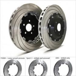 Dischi freno D95 280x28mm - TAR-2068-D95