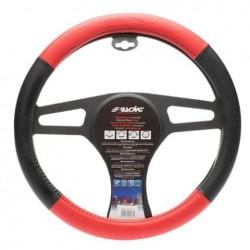Copri volante Trophy 1 Nero/Rosso - SIM-CVT/1R