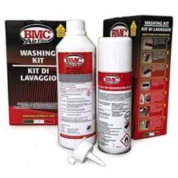 Kit pulizia filtri aria sportivi - BMC-WA200-500