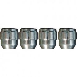 Set bulloni antifurto Mod.X - COR-000108012