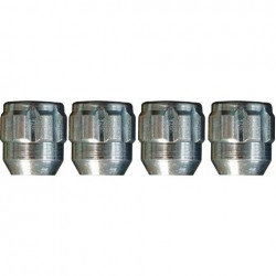 Set bulloni antifurto Mod.X4 - COR-000108013