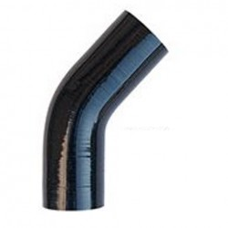 Curva in silicone da 90° ø76 - MAN-9016