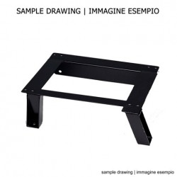 Base sedile specifico destro - OMP-HC/815/D