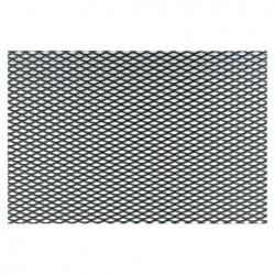 Griglia a maglia stretta alluminio 125x20cm - SIM-GSA/7