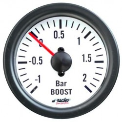 Pressione Turbo -1 +2 White Line - SIM-BV/W