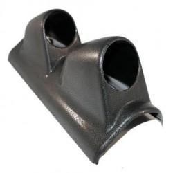 Porta strumento 2x ø52mm orizzontale - SIM-PSR/2