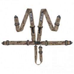 Cinture sportive a 5 Punti Camuflage - SPA-04806SFIVDM