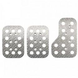 Poggiapiede in alluminio mandorlato - SPA-03780AN